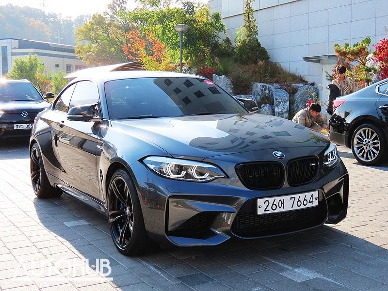BMW M2 쿠페 M2 M 퍼포먼스