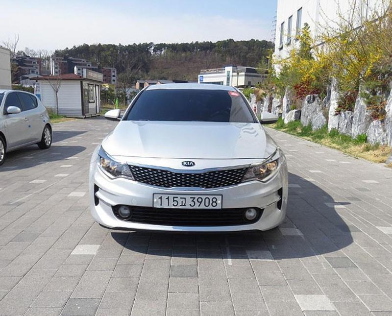 기아 신형 K5 2.0 가솔린 럭셔리 MX