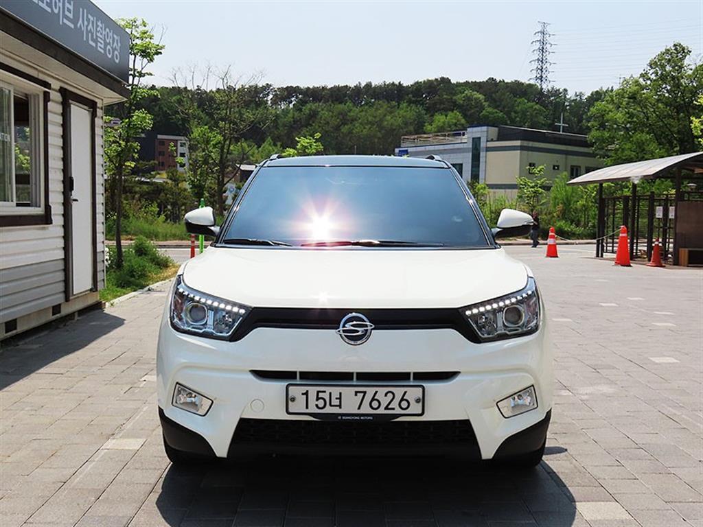 쌍용 티볼리 가솔린 2WD LX 고급형
