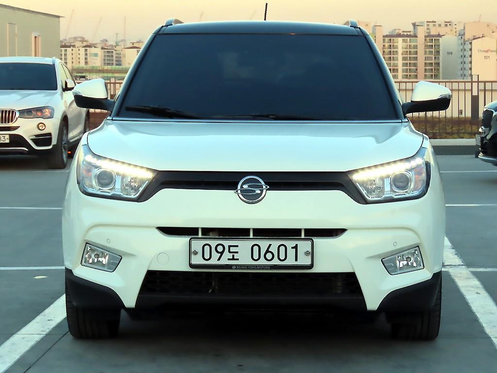 쌍용 티볼리 가솔린 2WD LX